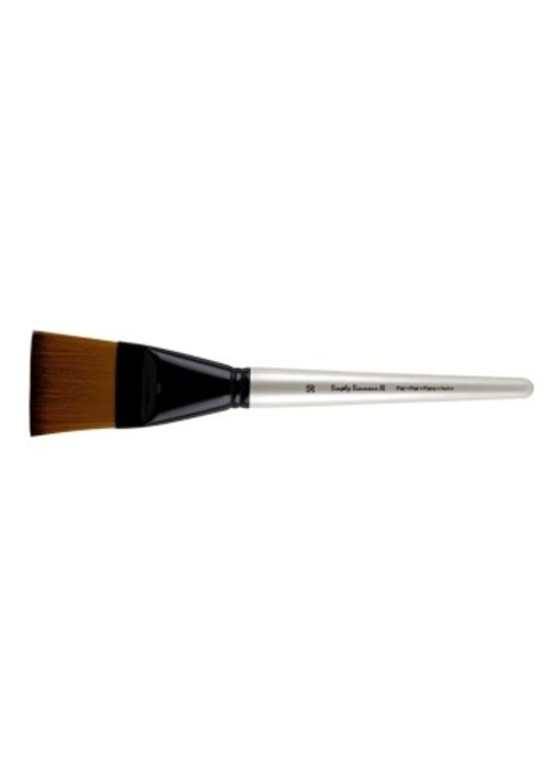 SIMPLY SIMMONS XL SYNTHETIC SOFT BRUSH FLAT 50