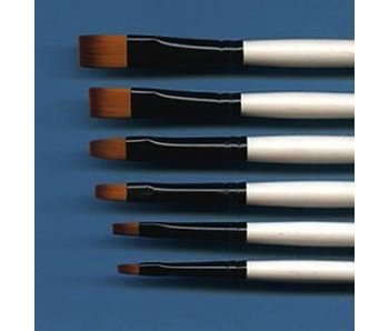 SIMPLY SIMMONS SYNTHETIC BRUSH STIFF SHADER 6