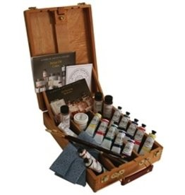 ART GAMBLIN DELUXE PAINTING SYSTEM SET