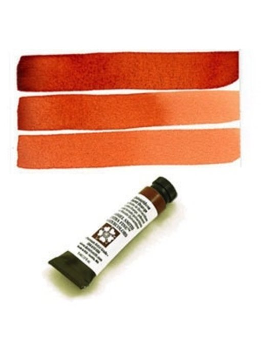 DANIEL SMITH XF WATERCOLOR 5ML QUINACRIDONE BURNT ORANGE