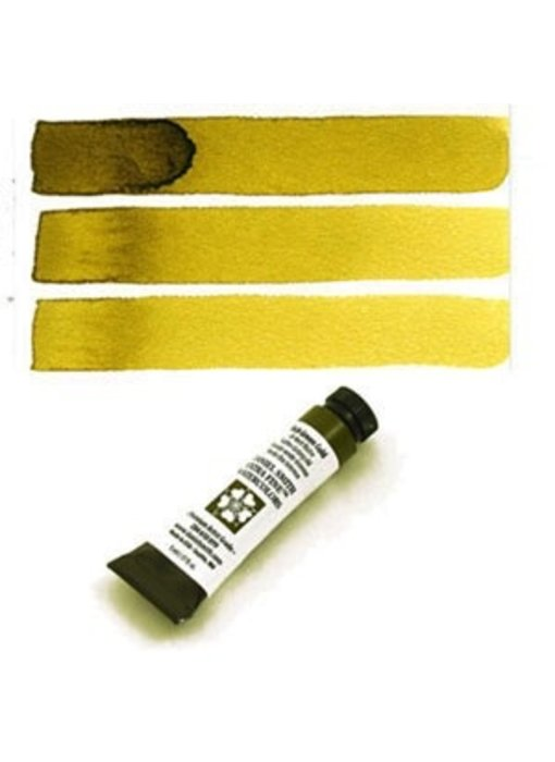 DANIEL SMITH XF WATERCOLOR 5ML RICH GREEN GOLD