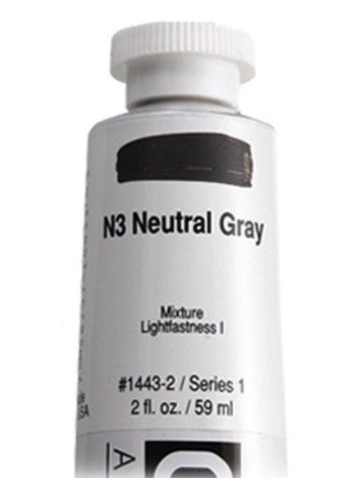 GOLDEN 2OZ N3 NEUTRAL GRAY HB SERIES 1