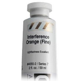 ART INTERFERENCE ORANGE (FINE) 2OZ HB