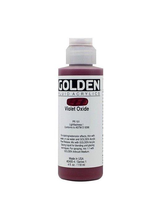 GOLDEN 4OZ FLUID VIOLET OXIDE SERIES 1