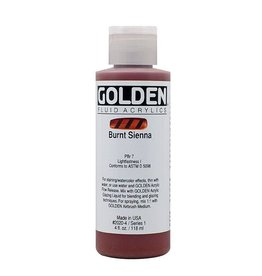 ART BURNT SIENNA 4OZ FLUID