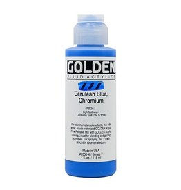 ART CERULEAN BLUE CHROMIUM 4OZ FLUID