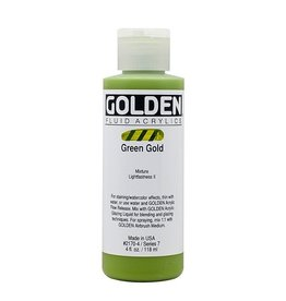 ART GREEN GOLD 4OZ FLUID
