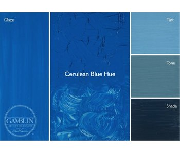 CERULEAN BLUE HUE 37ML