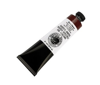 DANIEL SMITH WATER SOLUBLE OIL 37ML BURNT SIENNA