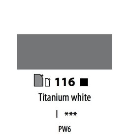 ART ABSTRACT TITANIUM WHITE 120ML