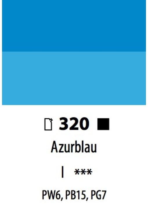 ABSTRACT ACRYLIC 120ML BAG AZURBLAU