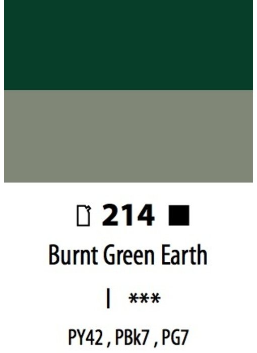 ABSTRACT BURNT GREEN EARTH 120ML