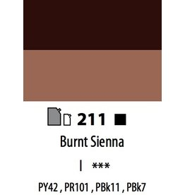 ART ABSTRACT BURNT SIENNA 120ML