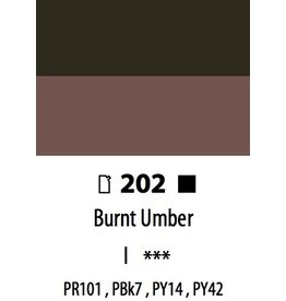 ART ABSTRACT BURNT UMBER 120ML