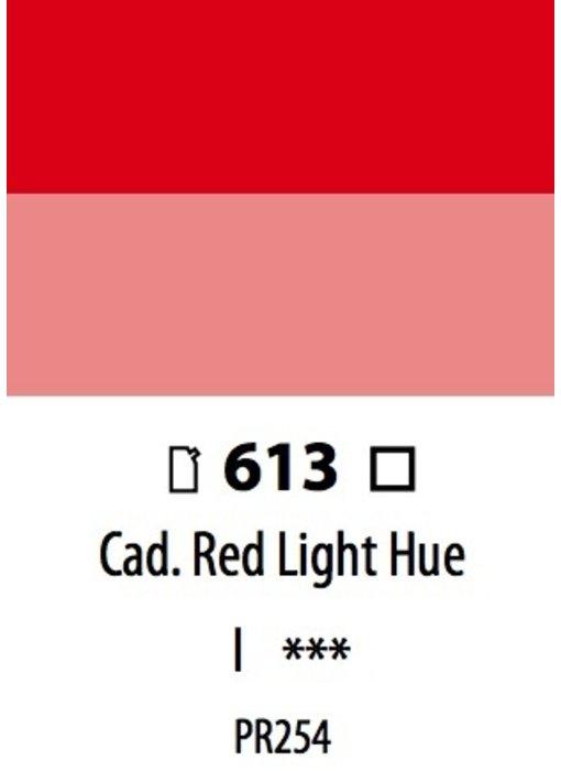 ABSTRACT ACRYLIC 120ML BAG CADMIUM RED LIGHT HUE