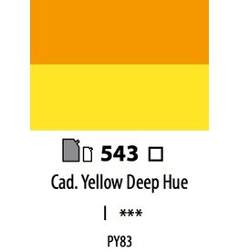 ART ABSTRACT CADMIUM YELLOW DEEP HUE 120ML