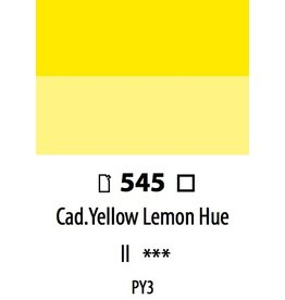 ART ABSTRACT CADMIUM YELLOW LEMON HUE 120ML