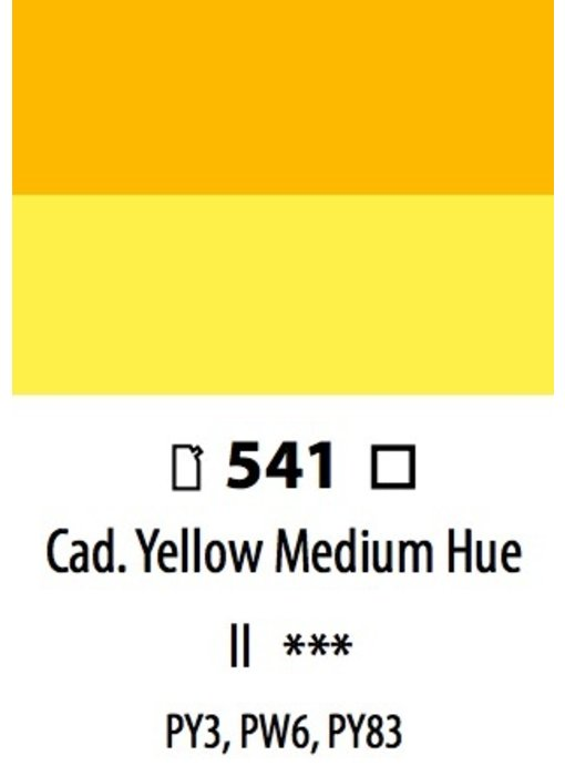 ABSTRACT CADMIUM YELLOW MED HUE 120ML