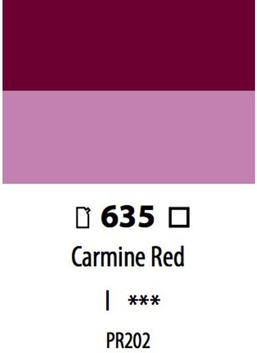 ABSTRACT ACRYLIC 120ML BAG CARMINE RED