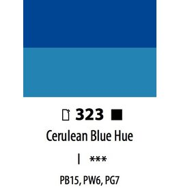 ART ABSTRACT CERULEAN BLUE HUE 120ML