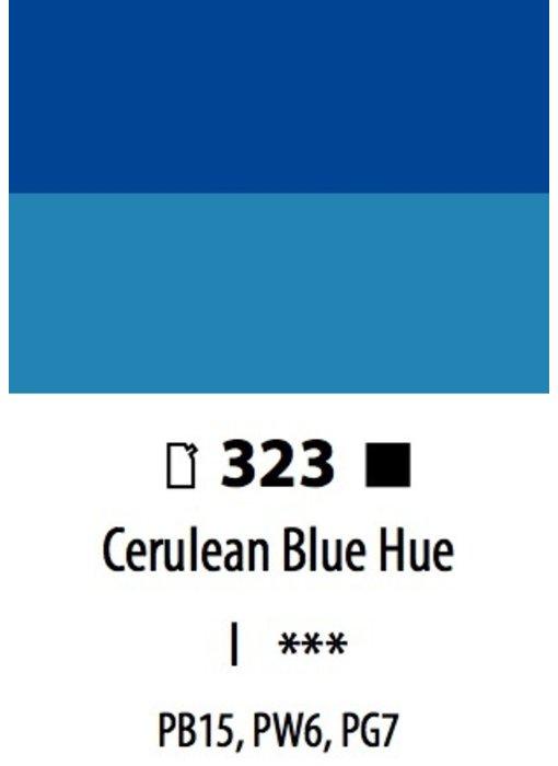 ABSTRACT ACRYLIC 120ML BAG CERULEAN BLUE HUE