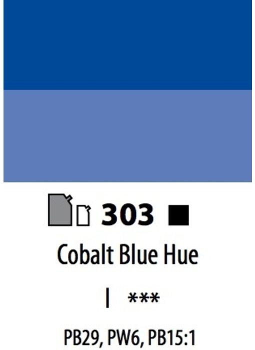 ABSTRACT ACRYLIC 120ML BAG COBALT BLUE HUE