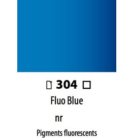 ART ABSTRACT FLUO. BLUE 120ML