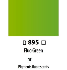 ART ABSTRACT FLUO. GREEN 120ML