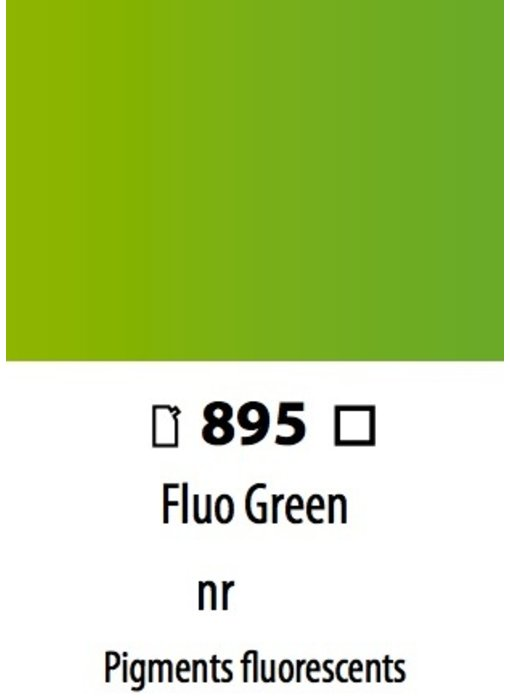 ABSTRACT FLUO. GREEN 120ML