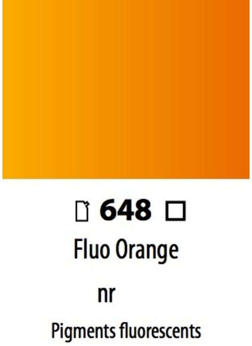 ABSTRACT FLUO. ORANGE 120ML