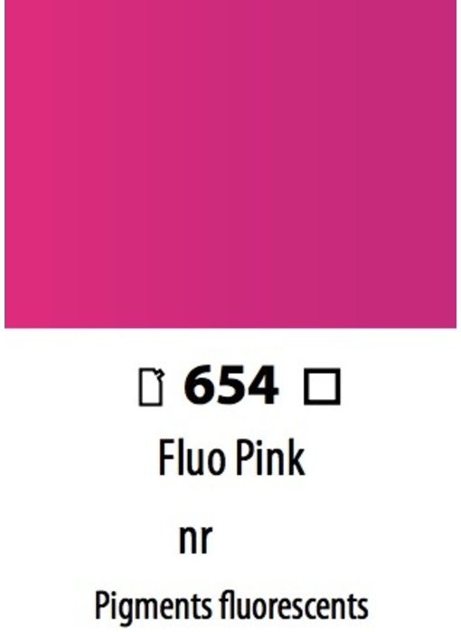 ABSTRACT FLUO PINK 120ML