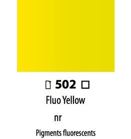 ART ABSTRACT FLUO. YELLOW 120ML