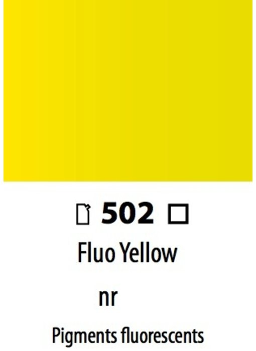 ABSTRACT FLUO. YELLOW 120ML