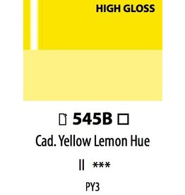 ART ABSTRACT HG CADMIUM YELLOW LEMON HUE 120ML