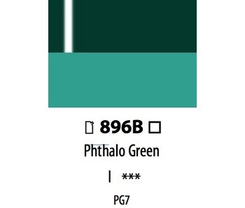 ABSTRACT ACRYLIC 120ML BAG HIGH GLOSS PHTHALO GREEN