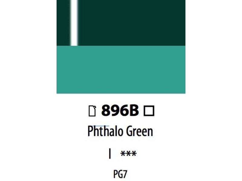 ABSTRACT ACRYLIC 120ML BAG HIGH GLOSS PHTHALO GREEN