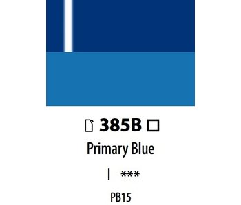 ABSTRACT ACRYLIC 120ML BAG HIGH GLOSS PRIMARY BLUE