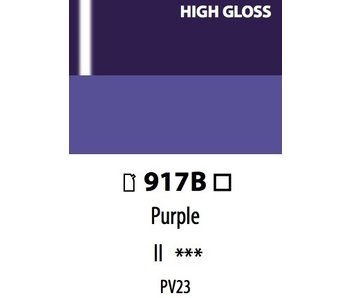 ABSTRACT ACRYLIC 120ML BAG HIGH GLOSS PURPLE
