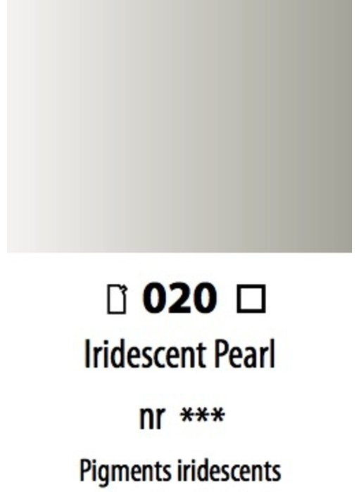 ABSTRACT ACRYLIC 120ML BAG IRIDESCENT PEARL