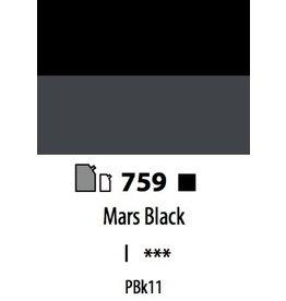 ART ABSTRACT MARS BLACK 120ML