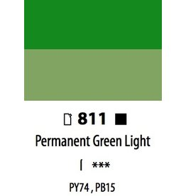 ART ABSTRACT PERMANENT GREEN LIGHT 120ML