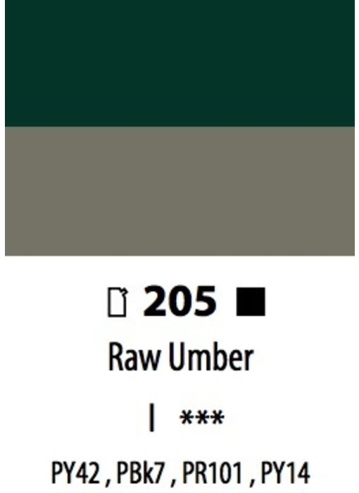 ABSTRACT RAW UMBER 120ML