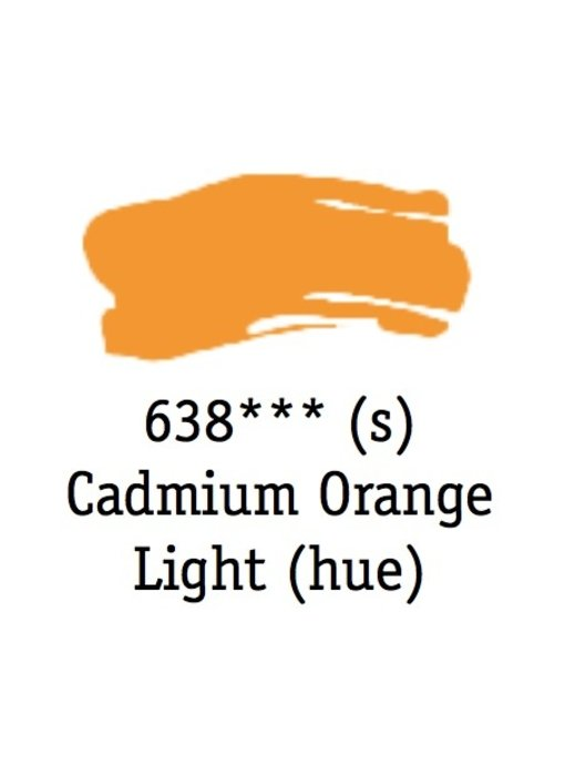 SYSTEM 3 150ML CADMIUM ORANGE LIGHT (HUE)