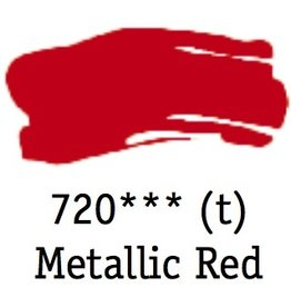 ART METALLIC RED 150ML