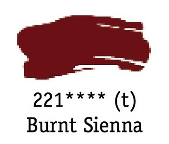 SYSTEM 3 150ML BURNT SIENNA