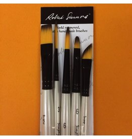 ART SS PURE SPRING WC BRUSH SET