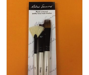 SIMPLY SIMMONS GRASS & GRAIN BRUSH SET