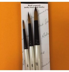 ART SS BRUSH TO THE POINT SET