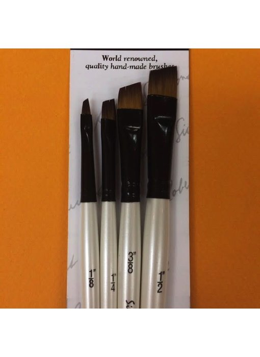 SIMPLY SIMMONS ALL THE ANGLES BRUSH SET
