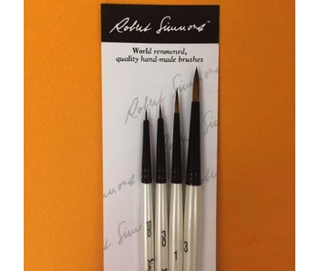 SIMPLY SIMMONS DOT THE EYES BRUSH SET
